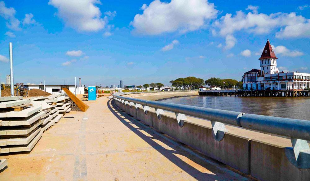 La nueva costanera norte de buenos aires toma forma for Interieur forma buenos aires