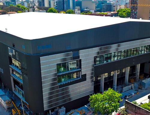 Se inaugura el Movistar Arena, el centro de eventos más sofisticado de Argentina